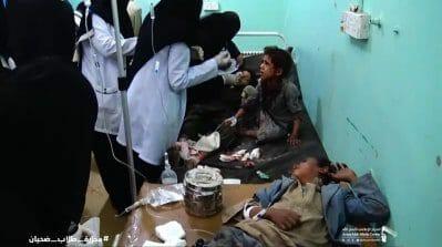 สะเทือนใจ! พันธมิตรซาอุฯ ถล่มรถบัสเด็กตาย 29 ราย เจ็บอีกหลายสิบคน – สำนักข่าวไวท์