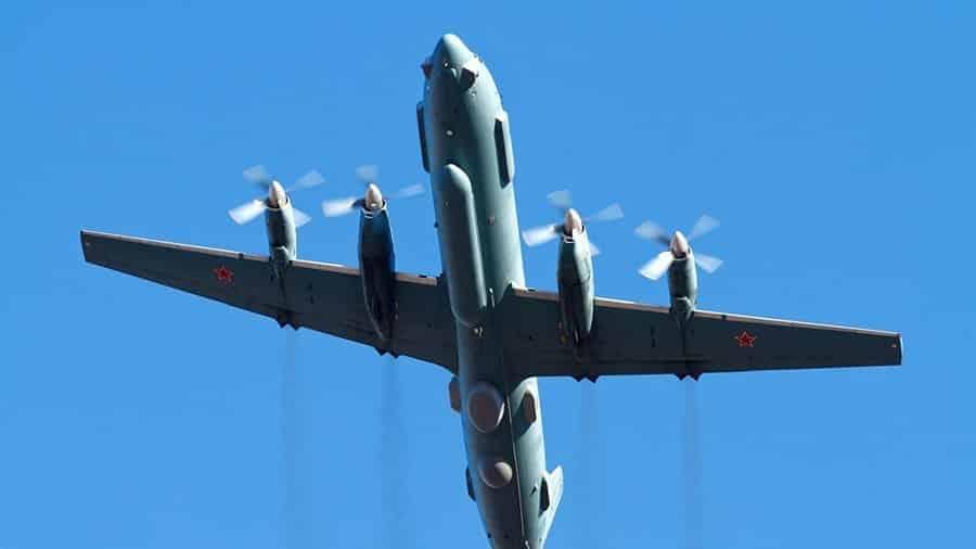 เครื่องบินทหารรัสเซีย พร้อมลูกเรือ 14 คน หายไปจากเรดาร์
