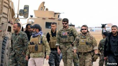 สหรัฐฯ เตรียมถอนทหารทั้งหมดออกจากซีเรีย