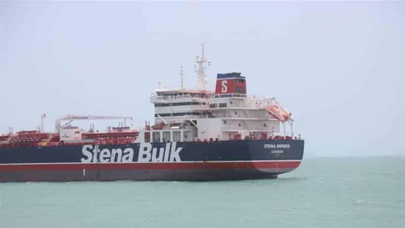อิหร่านเตือนอังกฤษคิดให้ดีก่อนยกระดับความตึงเครียดหลังถูกยึดเรือขนน้ำมัน